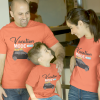 Vacation Mode Family Matching Tees