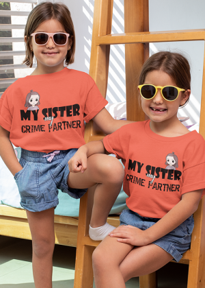 Best customized t-shirts for sister